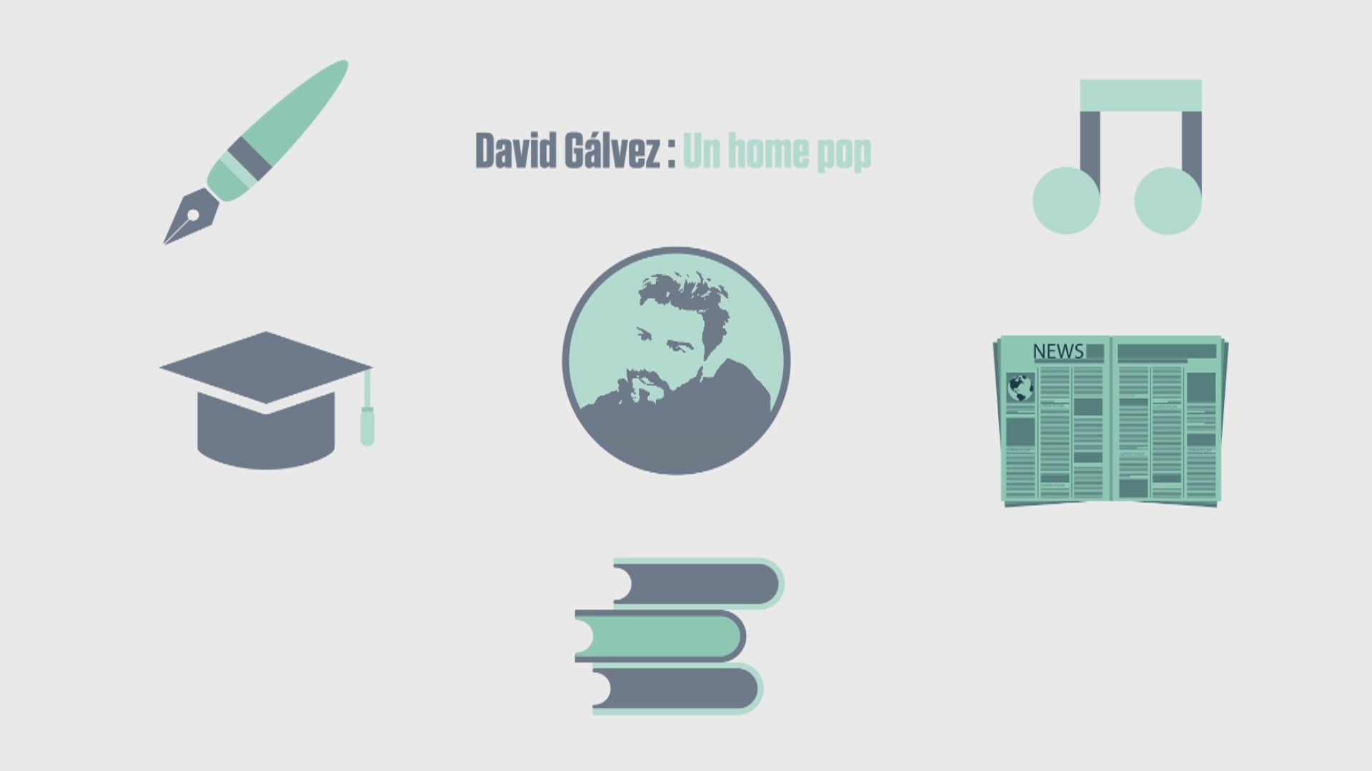 David Gálvez: un home pop