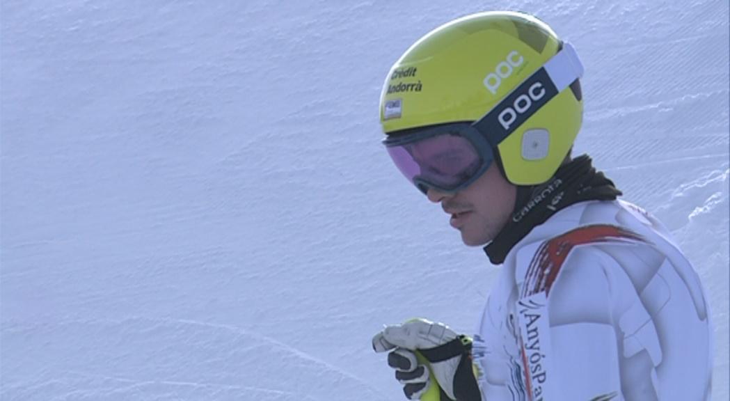 Primeres curses de la pretemporada per als esquiadors a l'Am&