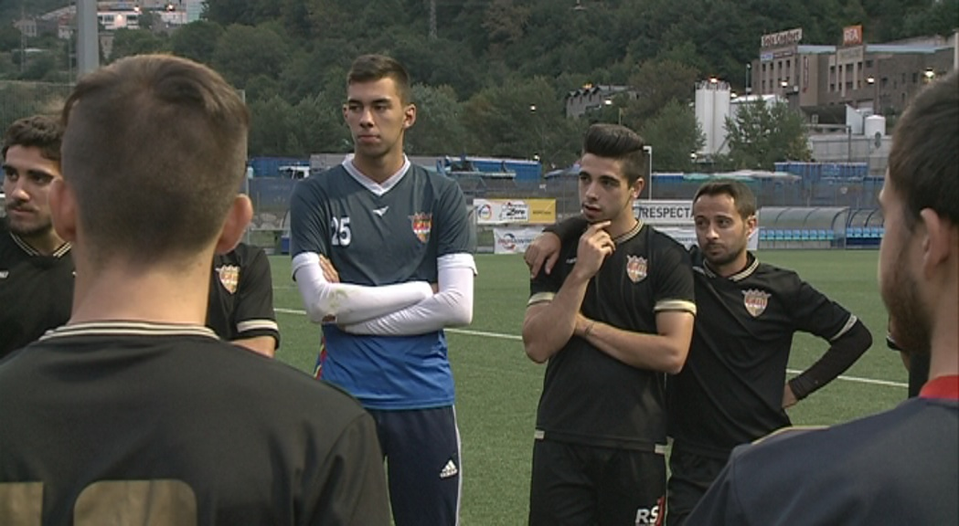 El FC Andorra vol sumar els tres primers punts davant el Tàrrega