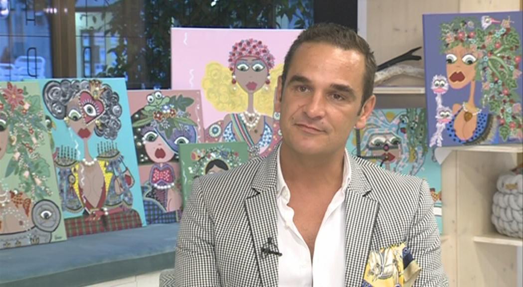 """Flavio presenta les seves """"Dones"""" en una nova exposició"""
