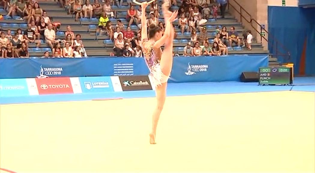 Les gimnastes no passen a la final i el 3x3 marxa dels Jocs de Tarragona amb una victòria