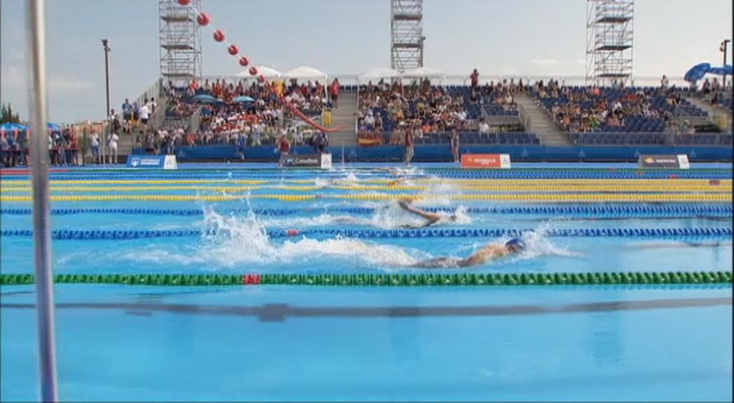 Vela, tir de precisió i natació amb representació tricolor als Jocs Mediterranis