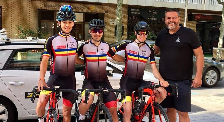 L'estrena del ciclisme en ruta als Jocs del Mediterrani de Ta