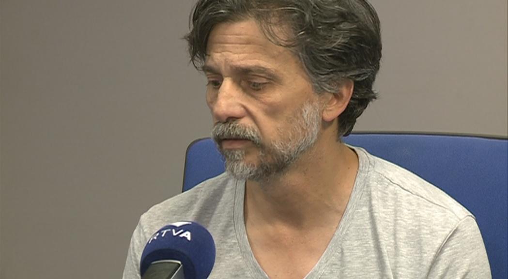 """Pozo estudia rodar un documental sobre la història real que ha inspirat la pel·lícula """"Solo"""""""