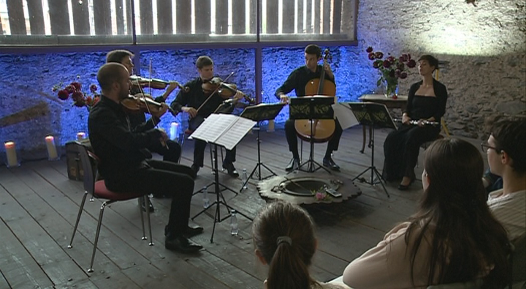 L´ONCA Bàsic tanca el cicle amb l'actuació de Kintet a l'Era Gran de Casa Rossell
