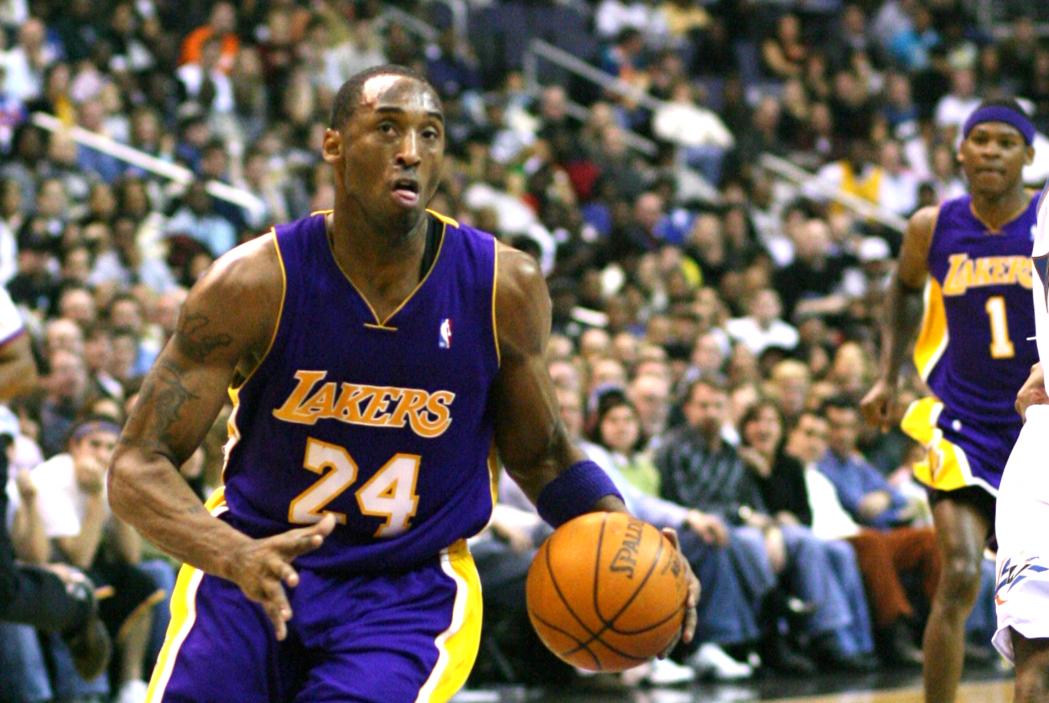 Kobe Bryant, el símbol d'una generació