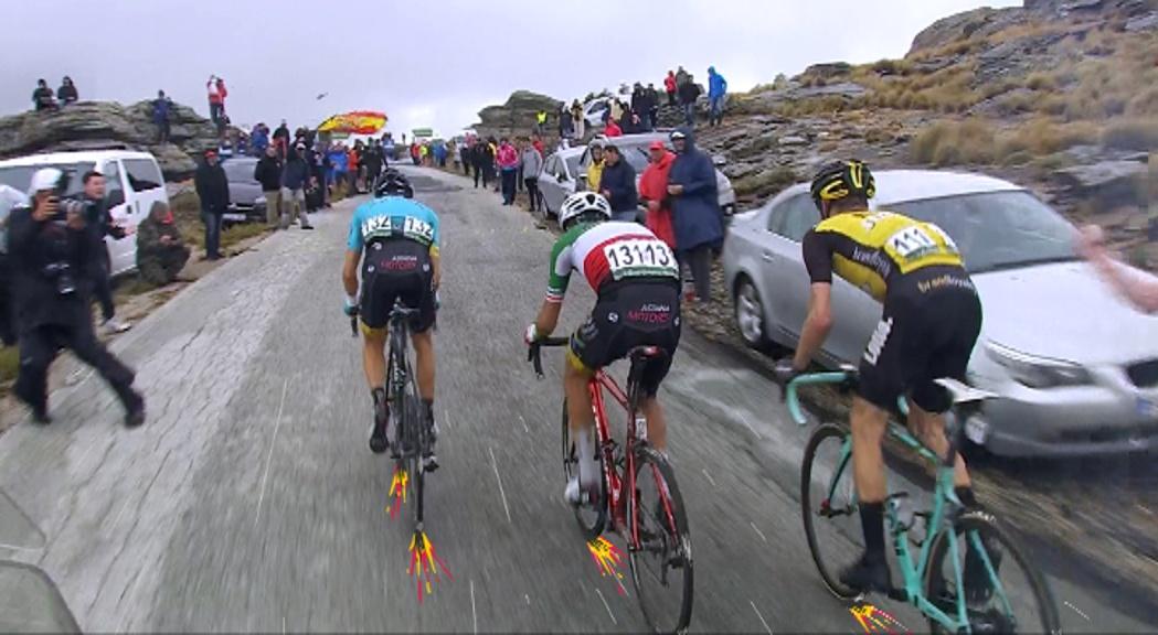 Andorra serà decisiva en la Vuelta