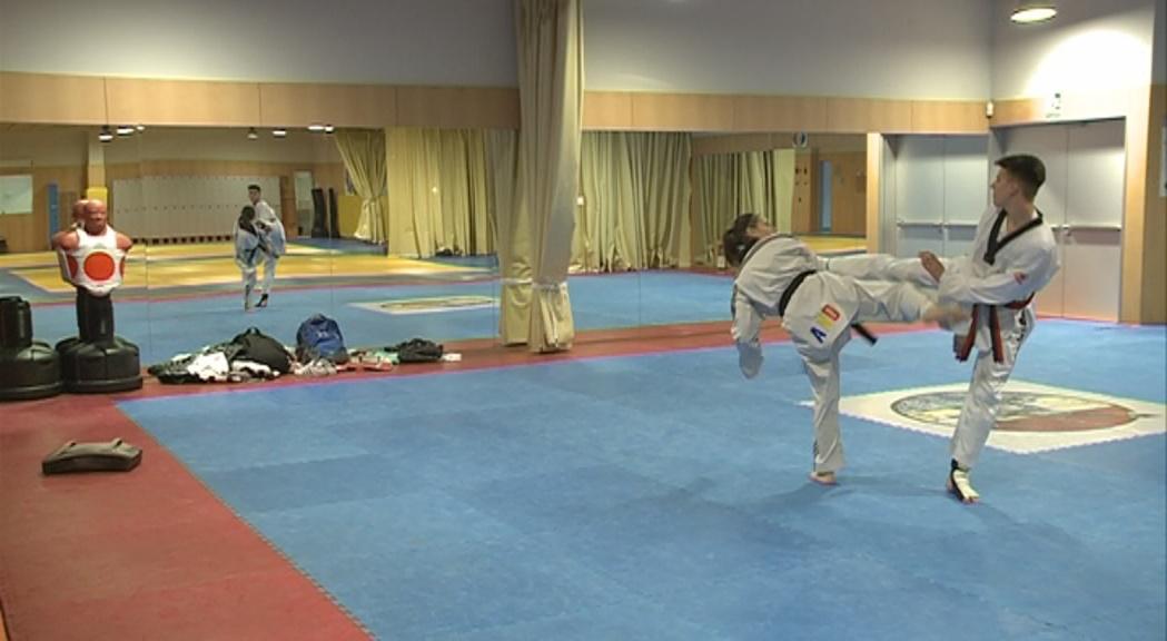 Luz Zurdo i Biel Ruiz buscaran a Tunísia una plaça per als Jocs Olímpics de la Joventut