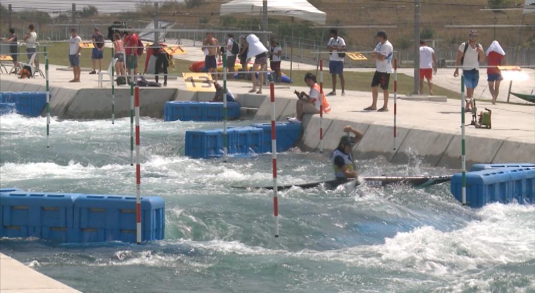 Mònica Doria es classifica per a la semifinal de canoa al Mundial de Rio