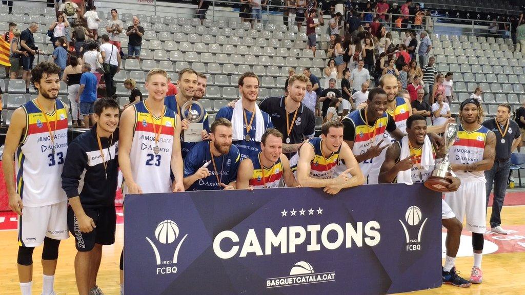 El MoraBanc Andorra conquereix Catalunya (76-94)
