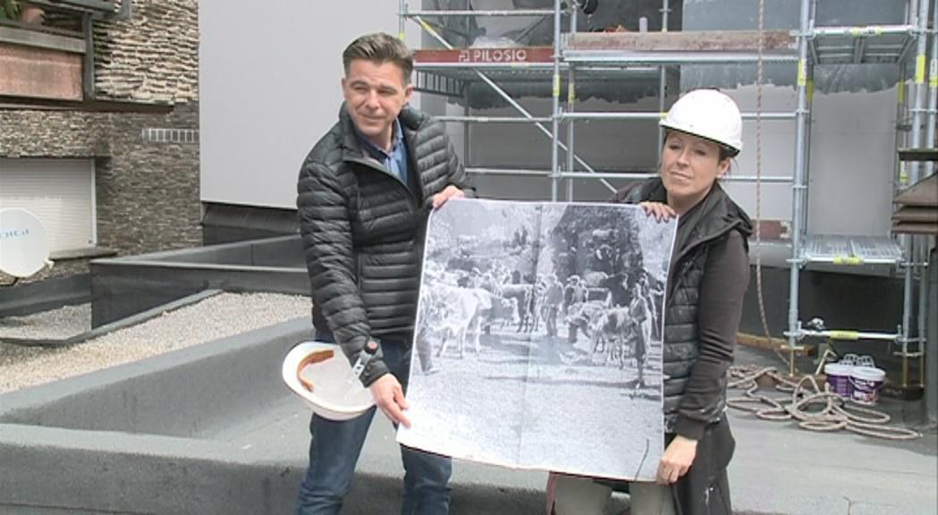 Andorra la Vella tindrà un nou mural de Samantha Bosque dedicat a la dona al carrer doctor Nequi