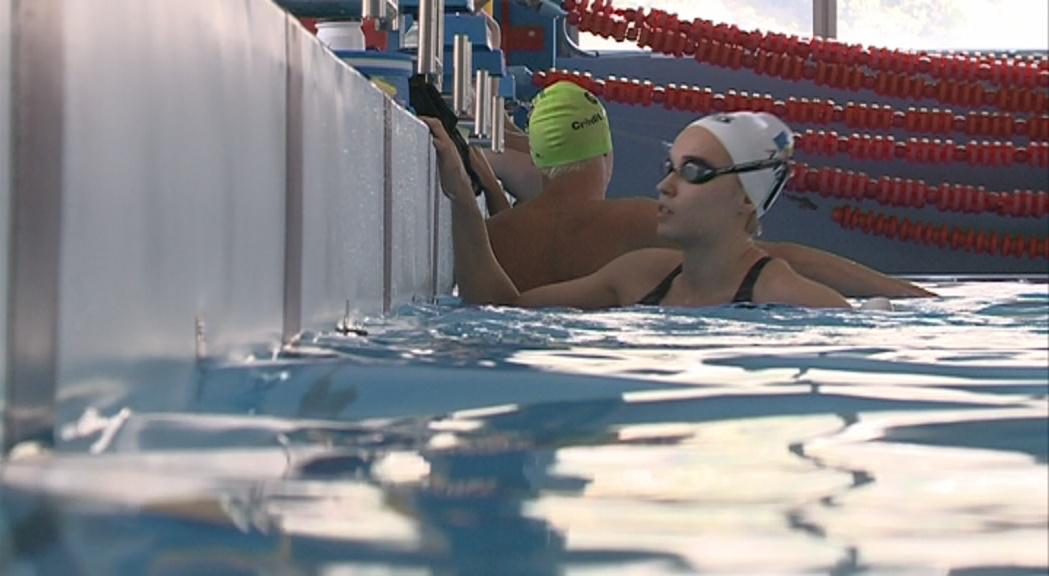 Tres classificats per a l'Europeu júnior de natació
