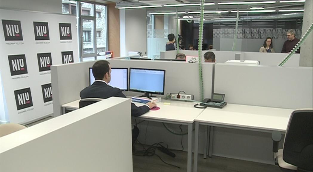 El Niu d'Andorra Telecom ha aconseguit 415.000 euros per a pr