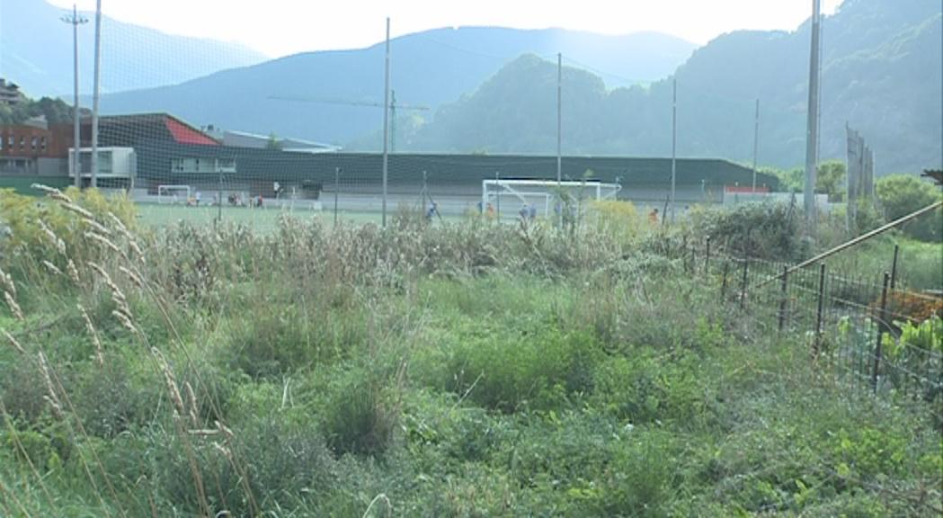 El centre de tecnificació d'Ordino disposarà d'una pista de vòlei platja en unes setmanes