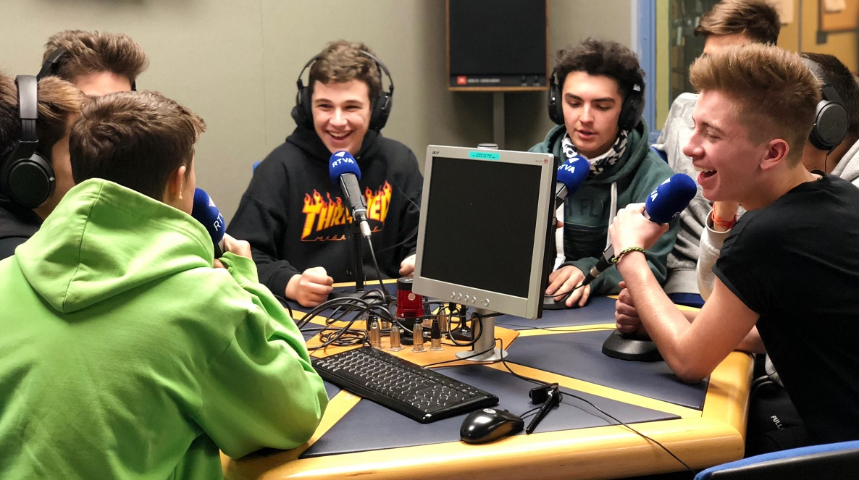 Una ràdio per combatre la desmotivació