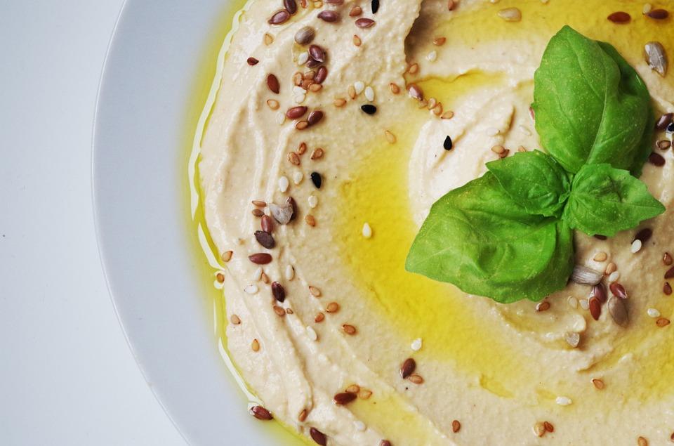 Hummus: recepta fàcil, ràpida i natural