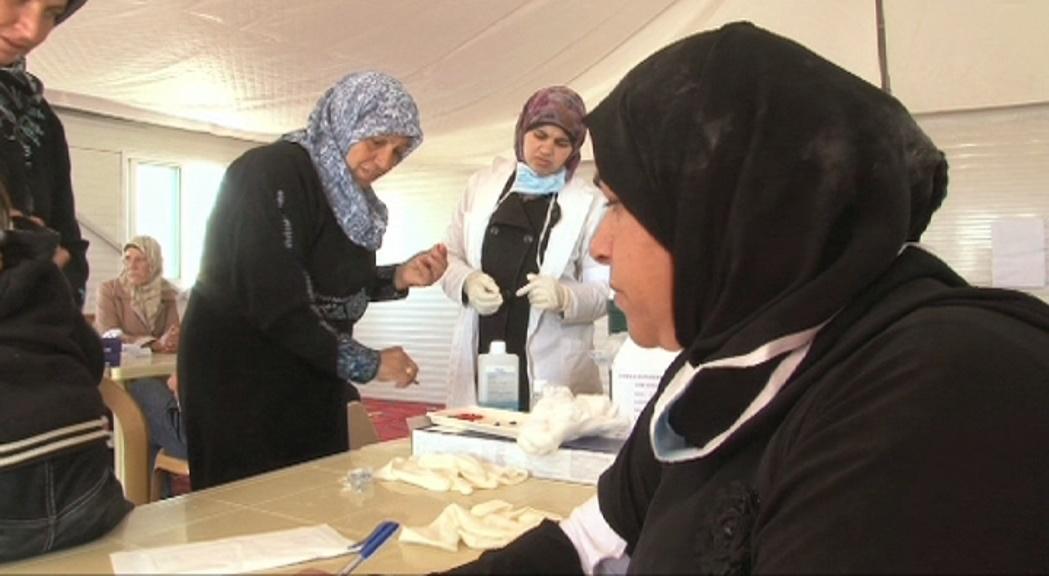 Les primeres dues famílies de refugiats arribaran les prop