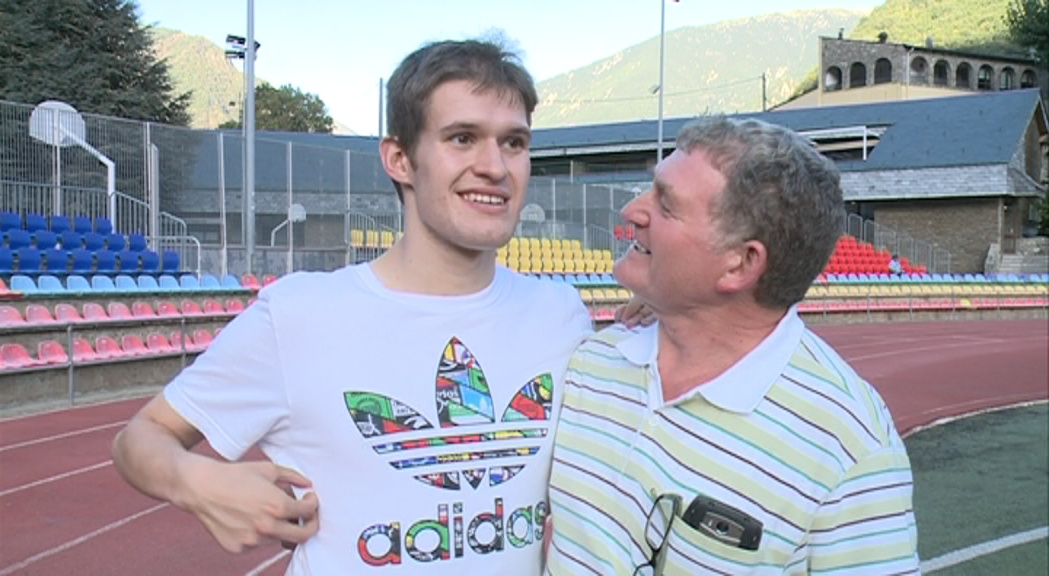 Reportatge: Special Olympics, un exemple d'il·lusió i superació