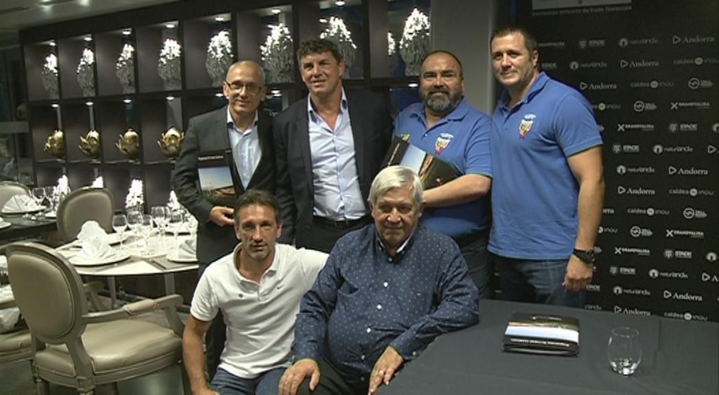 L'Stade Toulousain, la federació i el VPC signen un acord per fer créixer el rugbi