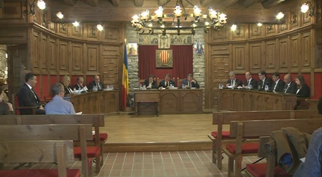 Tensions a la majoria del comú de Sant Julià amb la dimissió de l'interventor