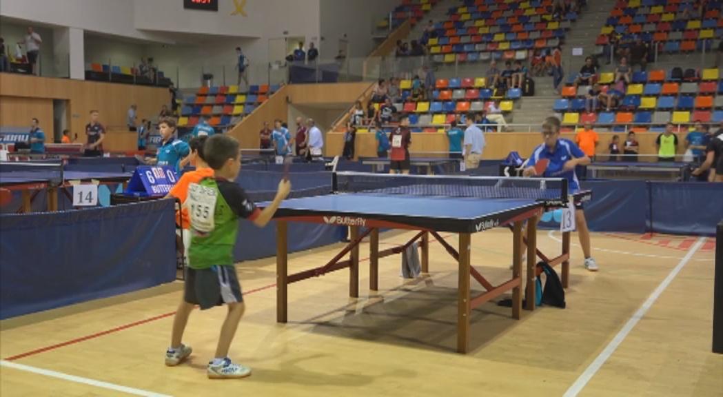 Segon lloc per a Oriol Martínez al 23è Open Internacional de Vic de tennis taula