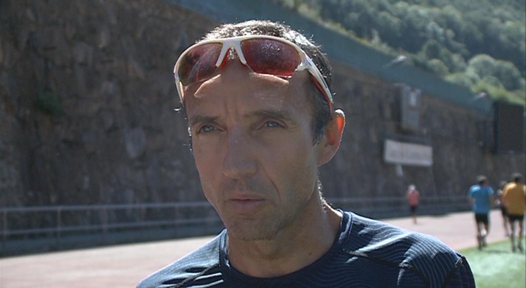 Bernadó prepara el retorn a la marató sis anys després