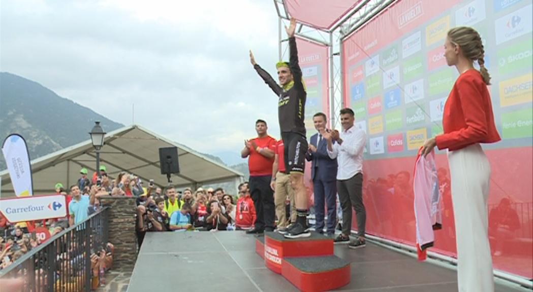 Els organitzadors de la Vuelta amb ganes de tornar l'any que ve