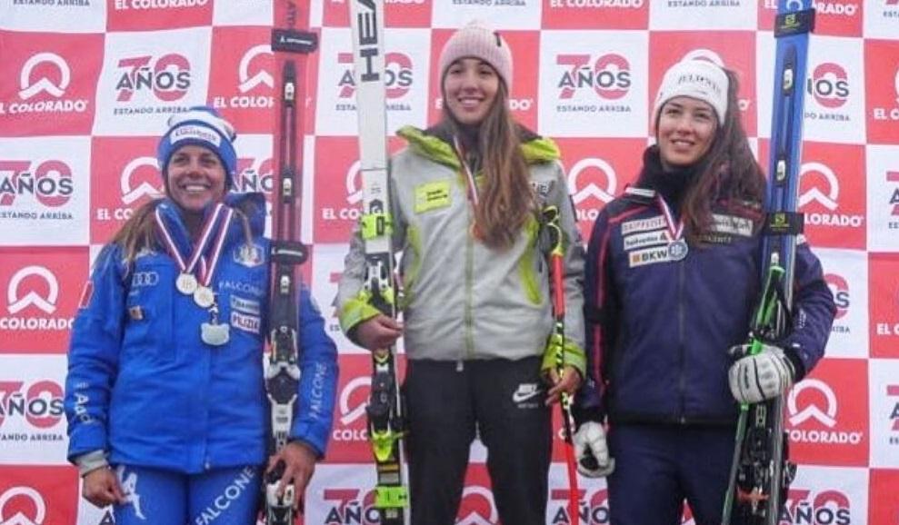 Candelària Moreno ha aconseguit a victòria en un su