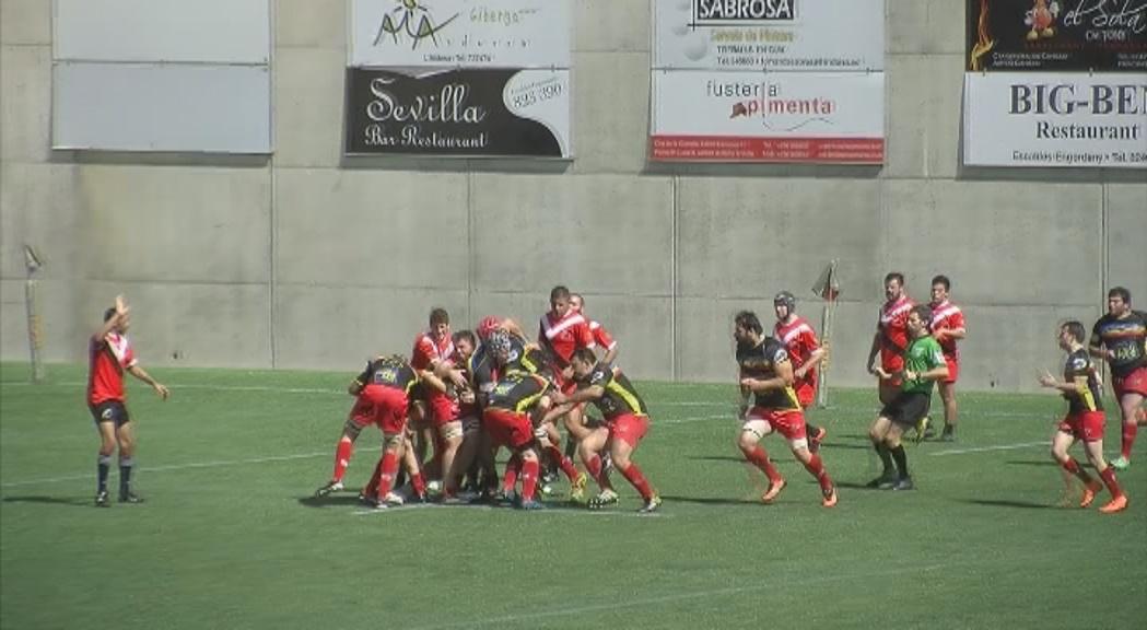 El VPC obre la lliga a casa amb una derrota contra el Tauch Corbières (8-12)