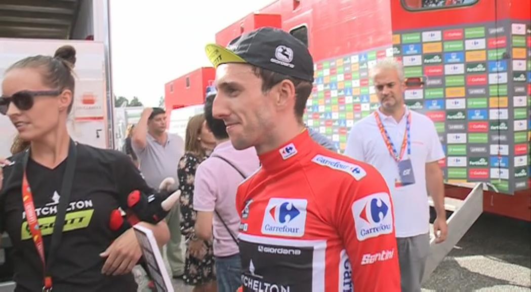 Simon Yates s'apropa a la victòria final de la Vuelta a la Rabassa