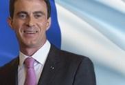 Visita del primer ministre francès Manuel Valls