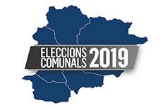 Eleccions comunals 2019