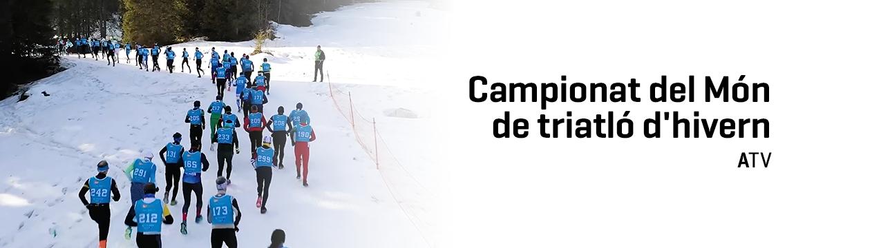 Campionat del món de triatló d'hivern