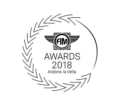 Gala de premis de la Federació Internacional de Motociclisme