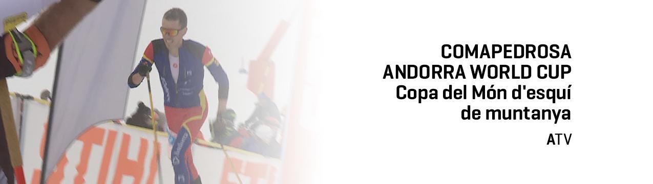 Comapedrosa Andorra World Cup