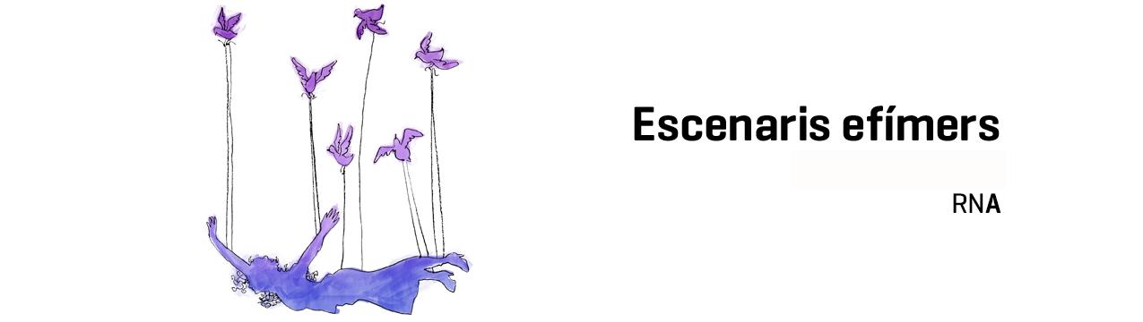 Escenaris efímers