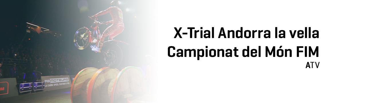 X-Trial d'Andorra la Vella