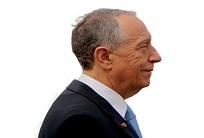 Visita del president de Portugal Marcelo Rebelo de Sousa