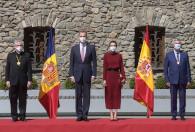 Visita dels reis d'Espanya