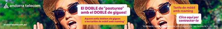 Contingut 01-Andorra Telecom- Segona setmana juliol