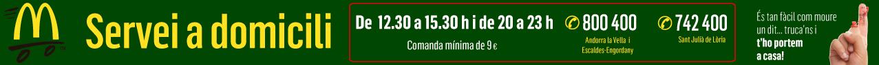 Capçalera 01 - Home - MCDONALD'S