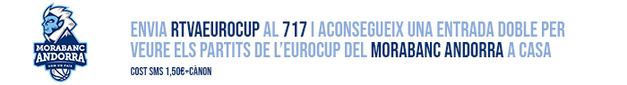 Detall 01 - Notícies Esports - Concurs SMS MoraBanc EUROCUP