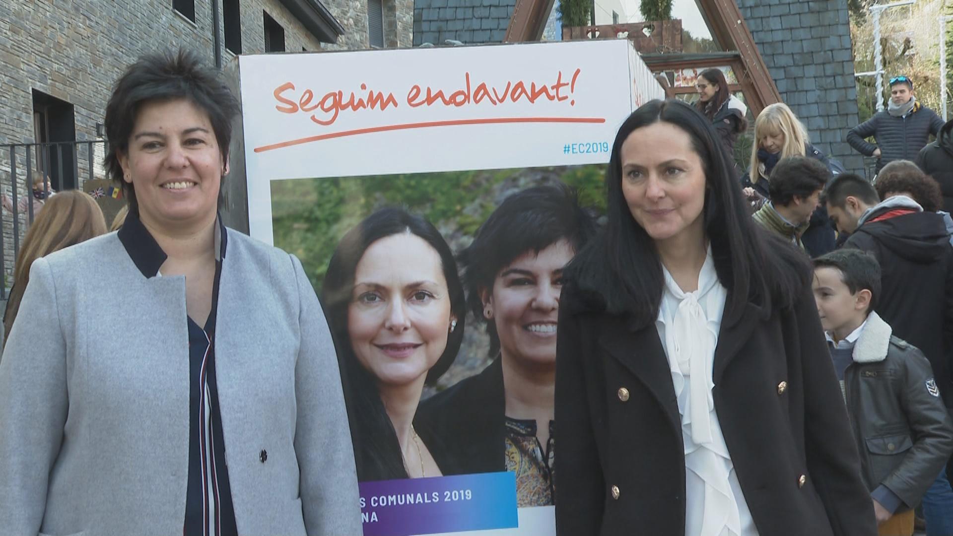 La candidatura de la Massana planteja una campanya molt activa per lluitar contra l'abstenció i el vot en blanc