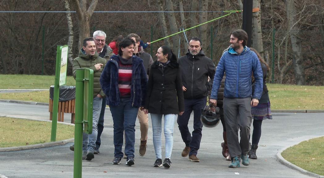 CC+DA+L'A vol fer partícips els joves de la remodelació de l'espai de Santa Caterina