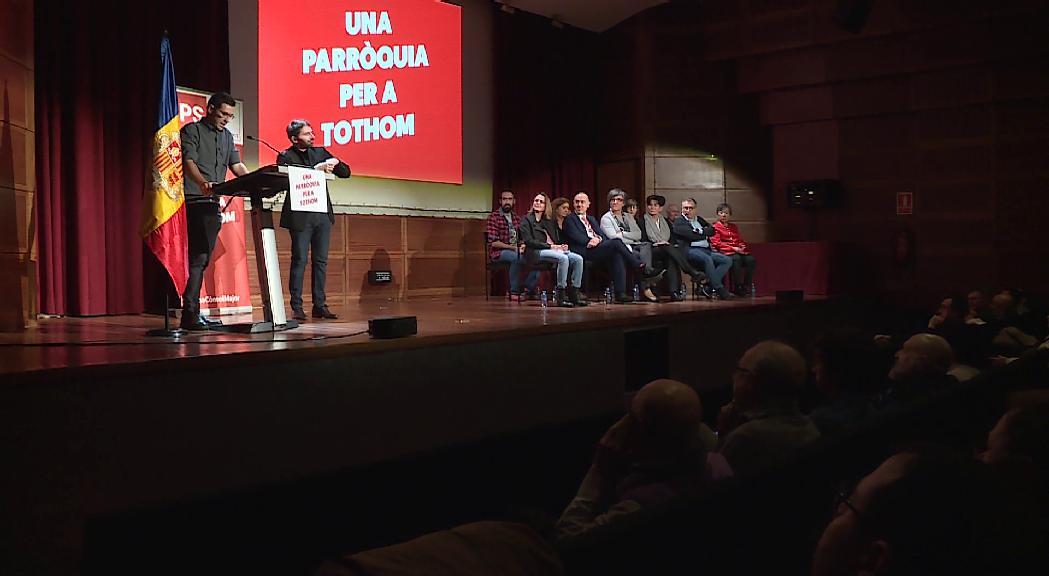 Escaldes-Engordany arriba a l'equador de la campanya amb propostes sobre urbanisme, infància i persones amb dificultats