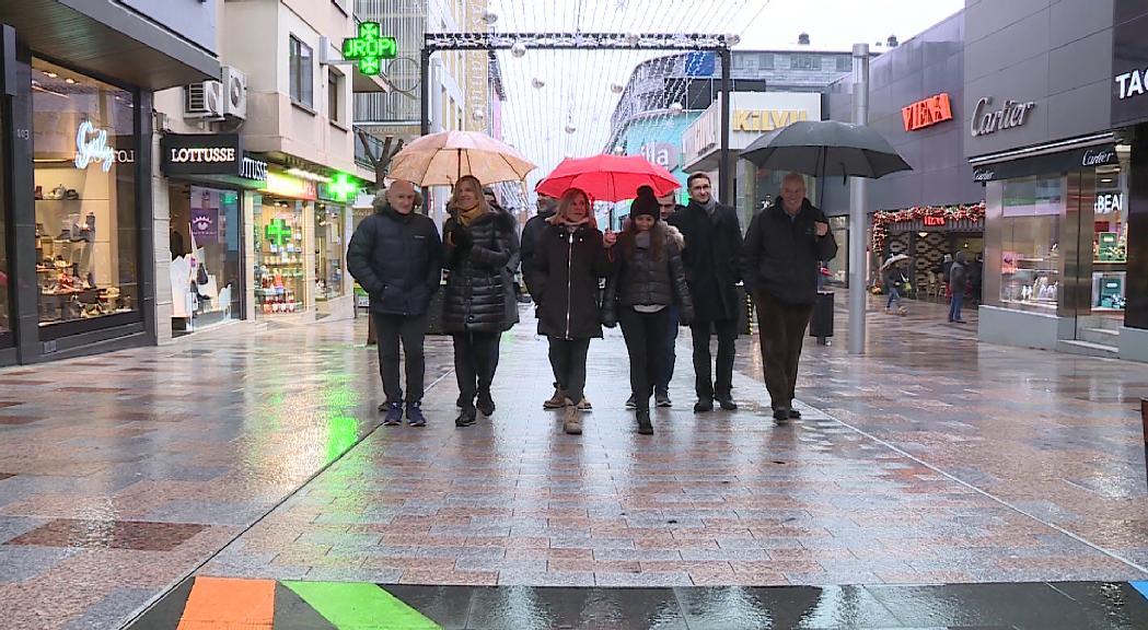 Fi de campanya a  Escaldes-Engordany per fer balanç i remarcar propostes