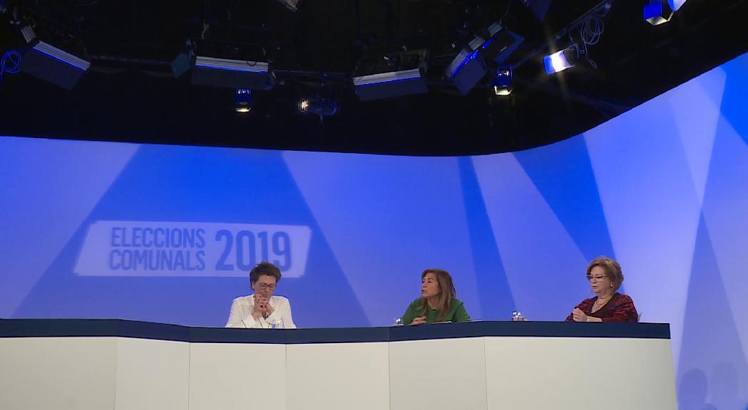 La gestió financera de Marsol genera l'enfrontament entre les tres candidates a cònsol major d'Andorra la Vella
