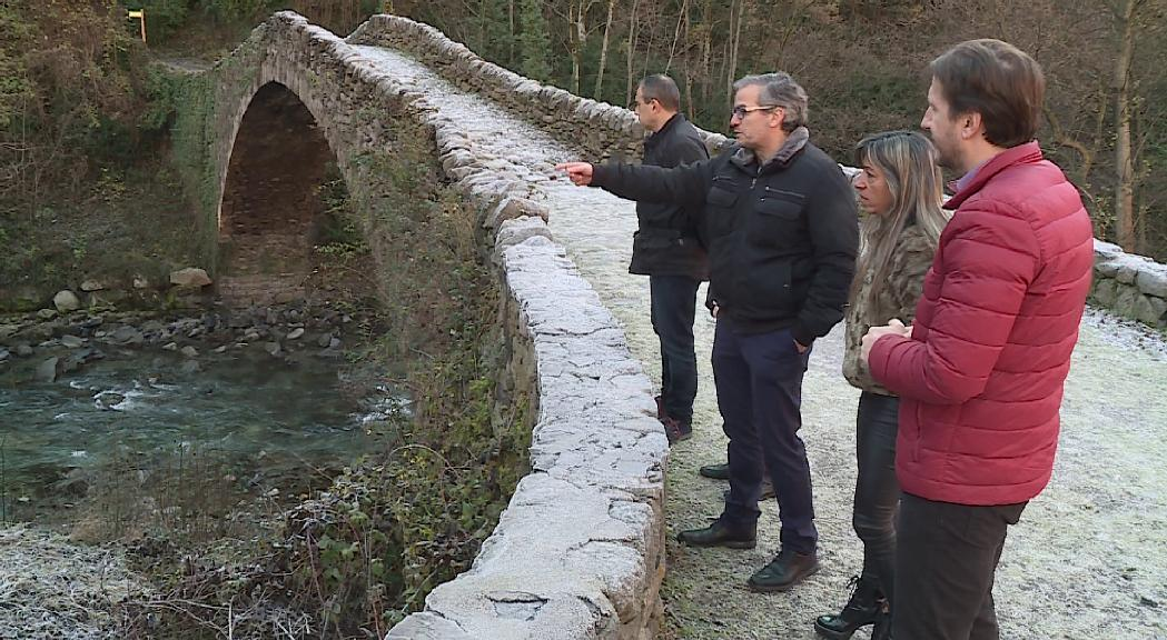 El pont de la Margineda, l'associacionisme i l'impuls als barris, temes a la campanya d'Andorra la Vella