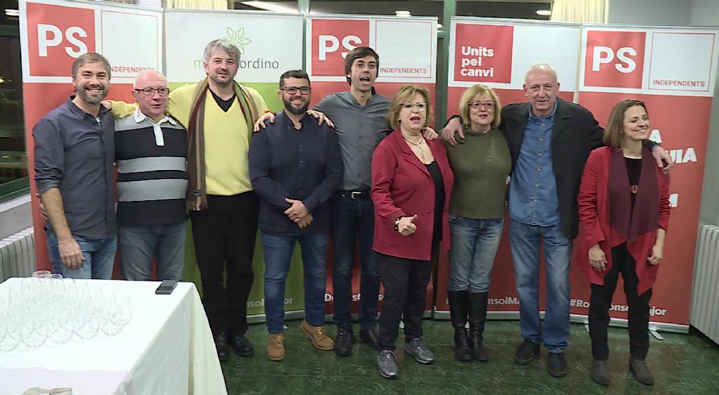 El PS tanca la campanya a Santa Coloma amb una valoració molt positiva