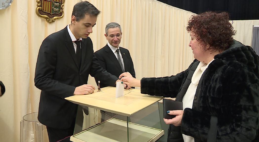 Quatre candidats per lluitar contra l'abstenció a Escaldes-Engordany